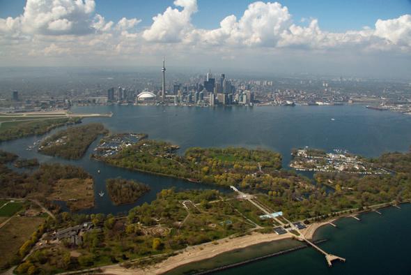 Toronto Islands Photo